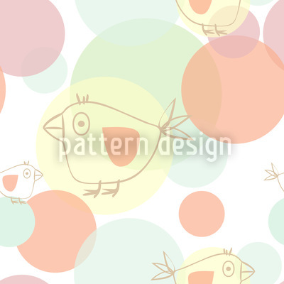 Piepsi Dot Com Pattern Design