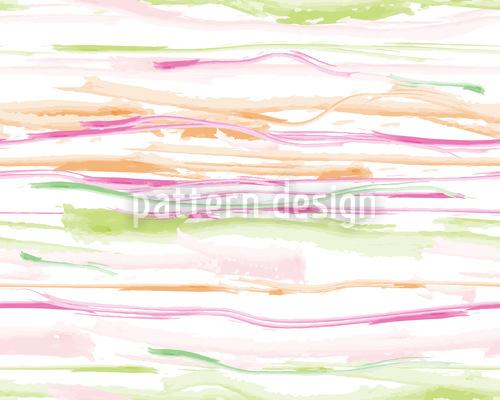 Landschaft Nahtloses Muster