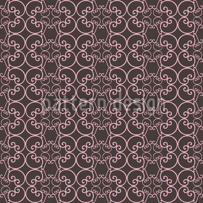 Ironwork Repeat Pattern