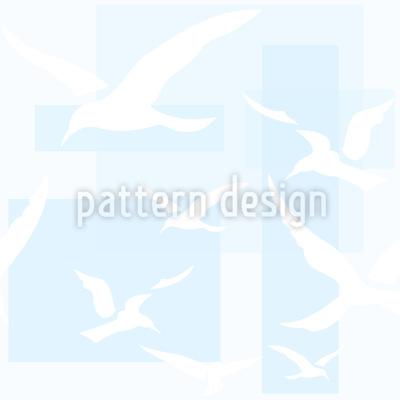Der Traumflug der Möwe Designmuster