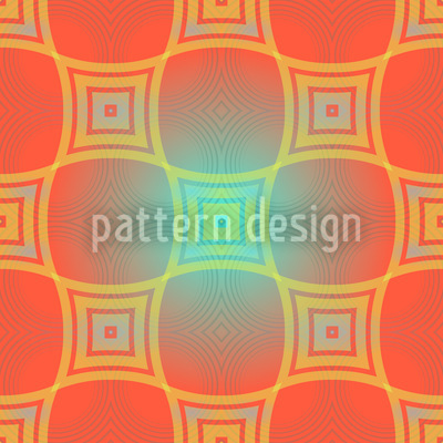 Sunny Days Vector Pattern