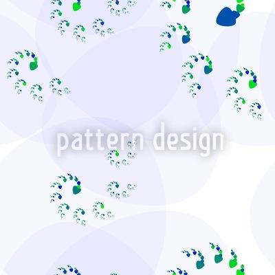 Spiralentanz Vektor Ornament