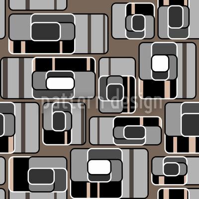 Overflight In Grey Vector Pattern
