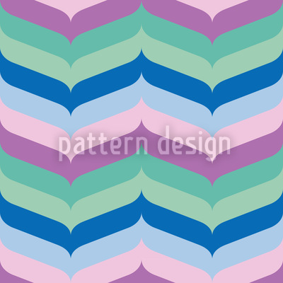 Fischgrät Pastell Nahtloses Muster