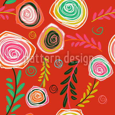 Estampado Vector 4419