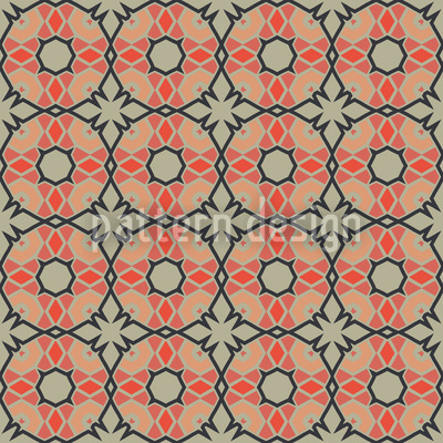 Apricosa Vector Pattern
