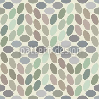 Vintage Dots Design Pattern