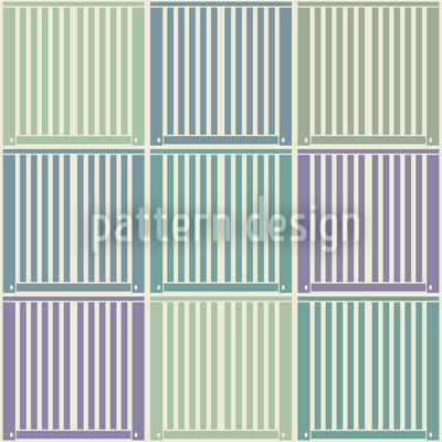 Container Del Mar Seamless Pattern