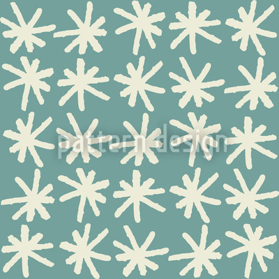 Snow In Smaland Repeating Pattern