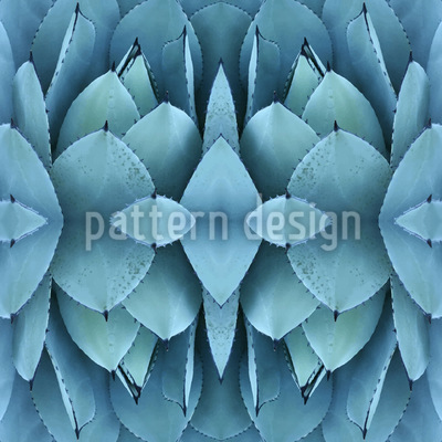 Succulenta Exotica Repeat Pattern