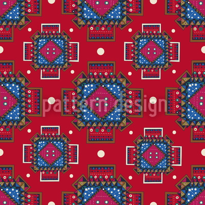 Under The African Sun Design Pattern