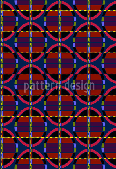 Oval Office Pattern Design