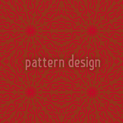 Hot Sources Vector Pattern