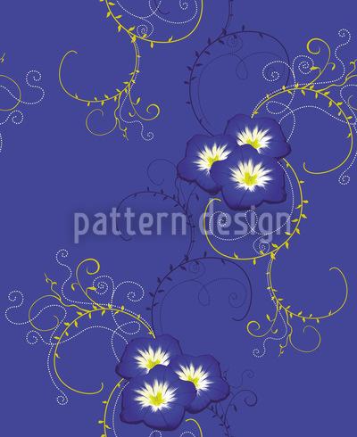 Frau Blum Vektor Design