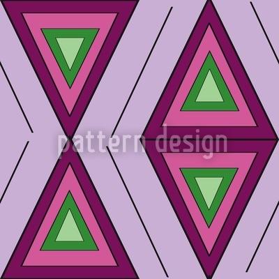 Die Farben Des Dreiecks Designmuster