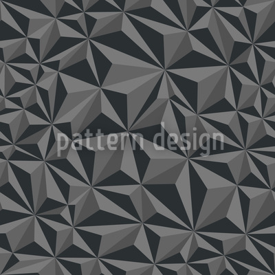 Papier Geometrie Dunkelgrau Vektor Design