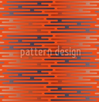 Katakana Rapportiertes Design