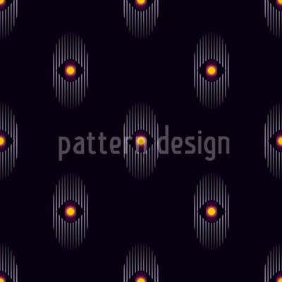 The Cosmic Eye Repeating Pattern