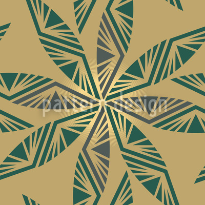 Shiny Leaves Vector Design