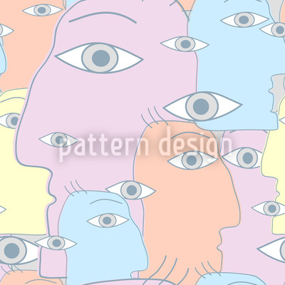Big Brother Vector Pattern