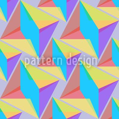 Harlekin Geometrie Rapport