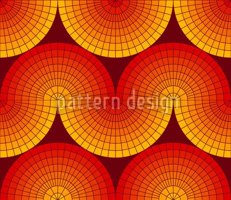 Feuerschlange Vektor Design