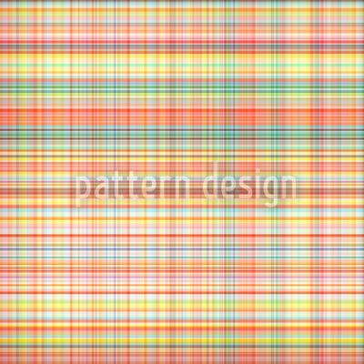 Multicolor Weave Seamless Vector Pattern Design
