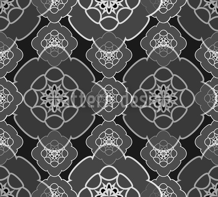 Old Art Seamless Vector Pattern Design