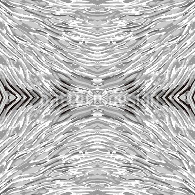 Wellen Gewebe Designmuster