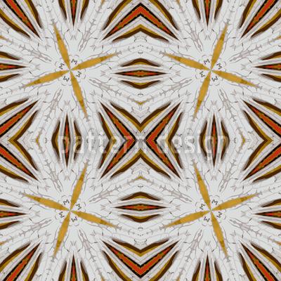 Sterne In Pfeilrichtung Nahtloses Muster