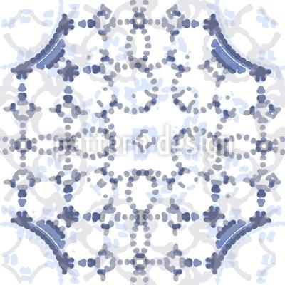 Circles So Blue Vector Design