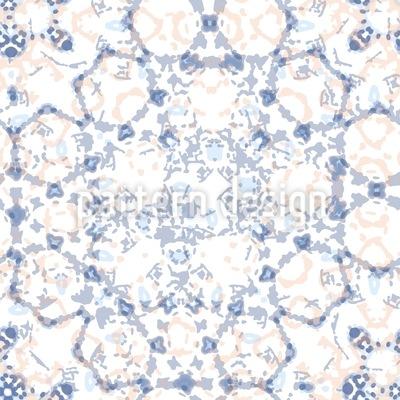 Movimentos de Cristal Design de padrão vetorial sem costura