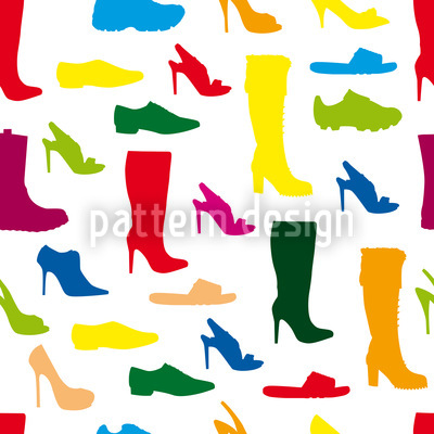 Shoes Vector Ornament