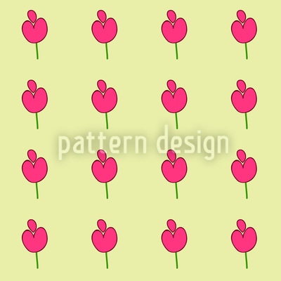 Mukhri Flowers Pattern Design