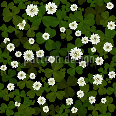 Blossoming Clover Design Pattern