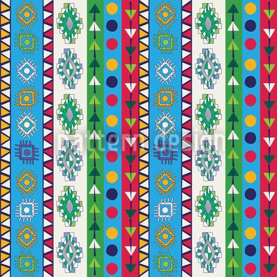 Fidel Junior Likes Stripes Pattern Design