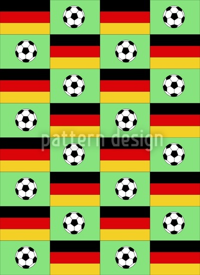 Soccer Made In Germany Design Pattern