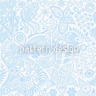 Fluss Der Träume Muster Design