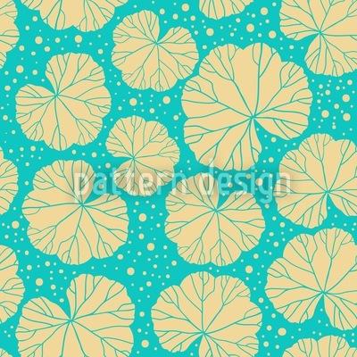 Frauenmantel Traum Muster Design