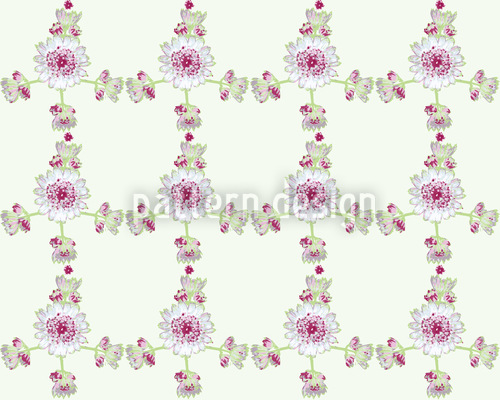 Shadow Flower Squaredance Pattern Design