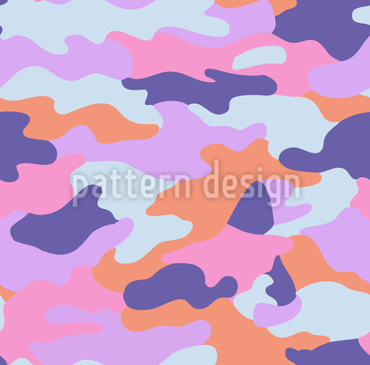 Hot Cammo Design Pattern
