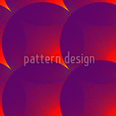 Embers Of The Circle Pattern Design