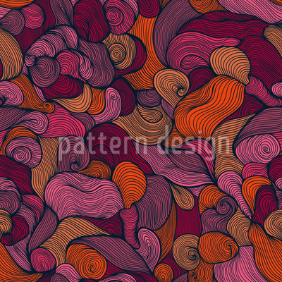 Gorgeous Confusion Seamless Vector Pattern Design