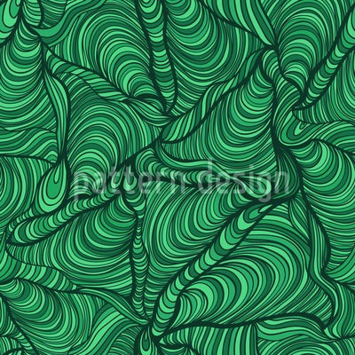 Fresh Pasta Squares Vector Ornament