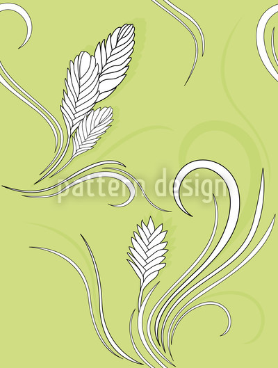 Bromelia Vector Ornament