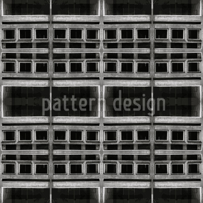 Plattenbau Romantik Vektor Muster