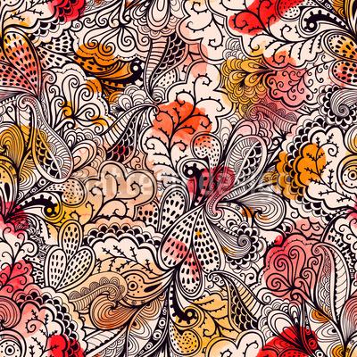 Die Eroberung Des Paradieses Muster Design