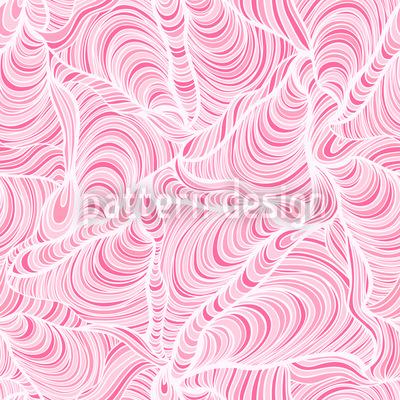Pasta Squares In Love Design Pattern