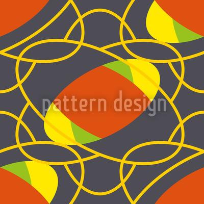 Asia Bowl Pattern Design