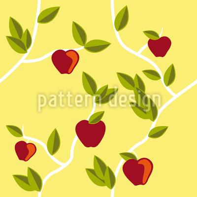 Garten Eden Nahtloses Muster